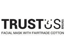 安信信用卡全年優惠 - TRUSTUS FAIRTRADE COTTON MASK